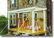 Pergola for deck or porch